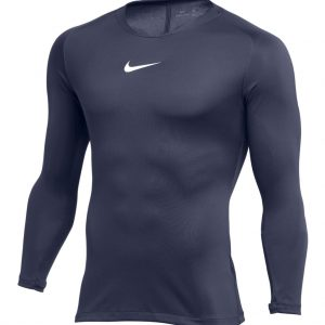 Koszulka termiczna Nike Junior Dri-FIT Park First Layer AV2611-410 Rozmiar S (128-137cm)