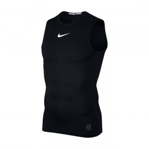 Bezrękawnik Nike Pro Top Compression 838085-010 Rozmiar M (178cm)
