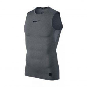 Bezrękawnik Nike Pro Top Compression 838085-091 Rozmiar S (173cm)