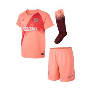 Komplet Nike Kids FC Barcelona 3rd 919305-694 Rozmiar XL (122-128cm)