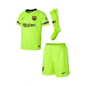 Komplet Nike Kids FC Barcelona 919306-703 Rozmiar XL (122-128cm)