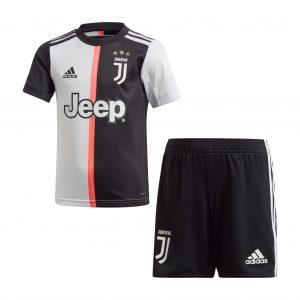 Komplet adidas Junior Juventus Turyn Home DW5464 Rozmiar 110