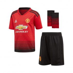 Komplet adidas Manchester United CG0058 Rozmiar 110