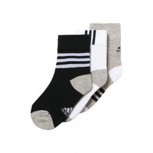 Skarpety adidas Ankle 3-pack CD2940 Rozmiar 23-26