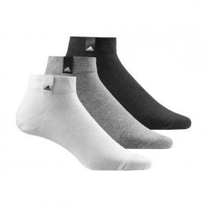 Skarpety adidas Performance Ankle 3-pack AA2485 Rozmiar 35-38