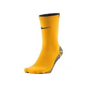 Skarpety piłkarskie Nike Grip Strike Light Crew SX5486-857 Rozmiar 44-45.5