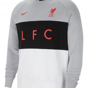 Bluza Nike Liverpool FC Air Crew Fleece CZ3424-012 Rozmiar S (173cm)