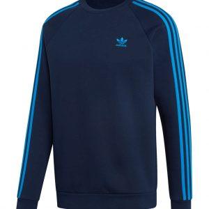 Bluza adidas 3-Stripes Crew EK0260 Rozmiar M (178cm)