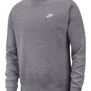 Bluza bez kaptura Nike Sportswear Club Fleece BV2662-071 Rozmiar S (173cm)