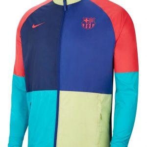 Bluza rozpinana Nike FC Barcelona Academy AWF CI9529-457 Rozmiar S (173cm)