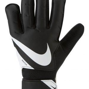 Rękawice bramkarskie Nike Match CQ7799-010 Rozmiar 6