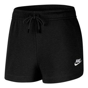 Spodenki damskie bawełniane Nike Sportswear Essential CJ2158-010 Rozmiar XS (158cm)