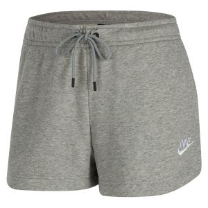 Spodenki damskie bawełniane Nike Sportswear Essential CJ2158-063 Rozmiar XS (158cm)