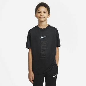T-shirt Nike Junior Dri-FIT Kylian Mbappé CV1504-010 Rozmiar S (128-137cm)