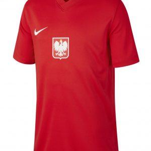 Koszulka Nike Junior Polska Football Top Away CD1207-688 Rozmiar XS (122-128cm)