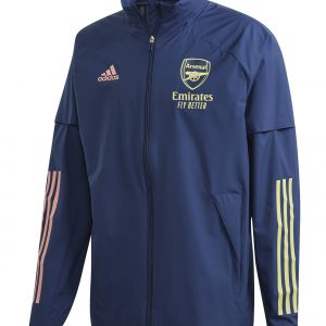 Kurtka adidas Arsenal Londyn Allweather FQ6172 Rozmiar M (178cm)