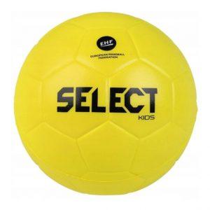 Piłka ręczna Select KIDS v20 żółta 42cm (piankowa) Rozmiar 0