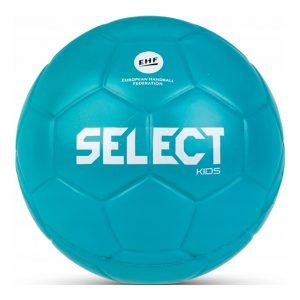 Piłka ręczna Select KIDS v20 turkusowa 47cm (piankowa) Rozmiar 0