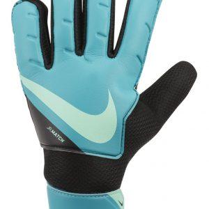 Rękawice bramkarskie Nike Junior Match CQ7795-356 Rozmiar 4