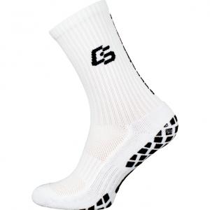 Skarpety treningowe Control Socks Junior Białe 205 Rozmiar 35-39