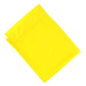 Chorągiewka boiskowa sama flaga żółta lub szachownica