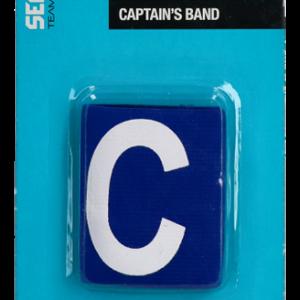 Opaska kapitańska Select Senior 0197 Niebieska