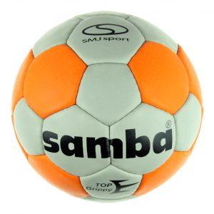 Piłka ręczna SMJ Samba Top Grippy Rozmiar 0