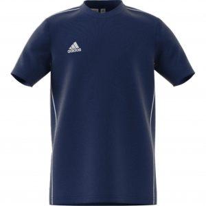 T-shirt adidas Junior Core 18 FS3248 Rozmiar 176