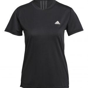 T-shirt damski addias Designed 2 3-stripes GL3788 Rozmiar S (163cm)