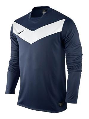 Koszulka z długim rękawem Nike Junior Victory 413166-411 Rozmiar S (128-137cm)