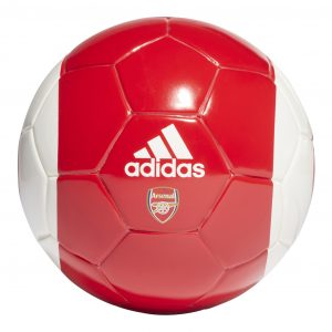 Piłka adidas Arsenal Londyn Home Mini GT3918 Rozmiar 1