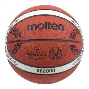 Piłka do koszykówki Molten B7G2000 FIBA Rozmiar 7