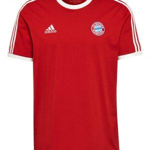T-shirt adidas Bayern Monachium 3-stripes GR0687 Rozmiar S (173cm)