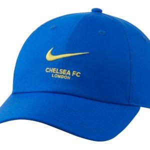 Czapka z daszkiem Nike Chelsea LondynHeritage86 DH2369-408