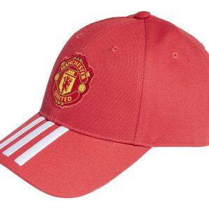 Czapka z daszkiem adidas Manchester United GU0112 Rozmiar dziecięcy