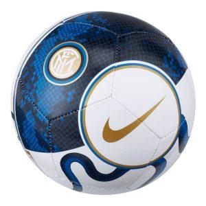 Piłka Nike Inter Mediolan Skills DC2383-100 Rozmiar 1