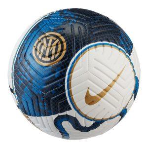 Piłka Nike Inter Mediolan Strike DC2356-100 Rozmiar 5