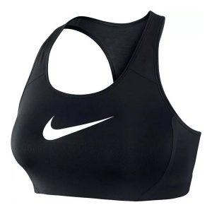 Biustonosz sportowy Nike Compression Swoosh 548545-010 Rozmiar L (183cm)