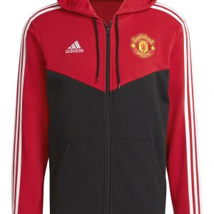 Bluza z kapturem adidas Manchester United GR3896 Rozmiar S (173cm)