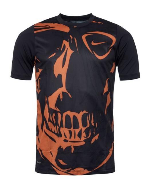 Koszulka Nike GPX Skull 584032-010 Rozmiar S (173cm)