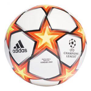 Piłka adidas UCL Junior League J350 GU0211 Rozmiar Junior 350g r.5