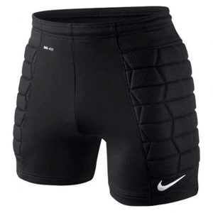 Spodenki bramkarskie Nike Junior 481445-010 Rozmiar S (128-137cm)