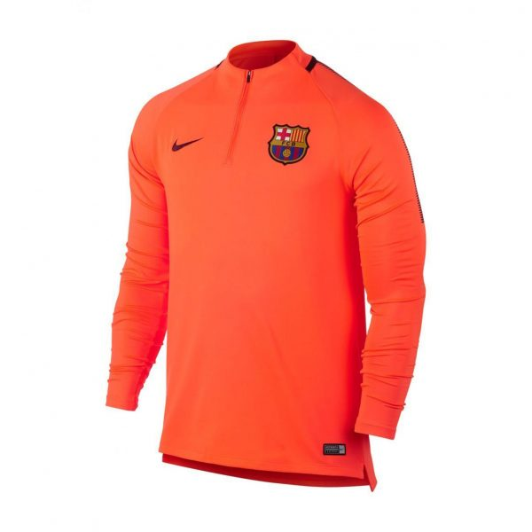 Bluza Nike FC Barcelona Drill Top 854191-813 Rozmiar S (173cm)