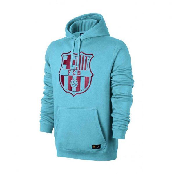 Bluza Nike FC Barcelona Hoodie 886770-485 Rozmiar S (173cm)