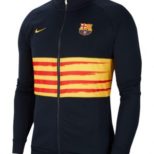 Bluza Nike FC Barcelona I96 El Classico CQ2512-475 Rozmiar S (173cm)