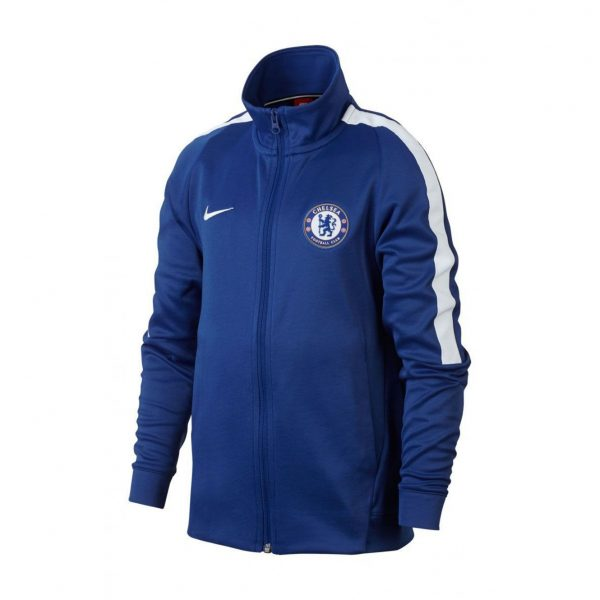 Bluza Nike Junior Chelsea Londyn 905491-417 Rozmiar XS (122-128cm)