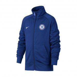 Bluza Nike Junior Chelsea Londyn 905503-417 Rozmiar S (128-137cm)