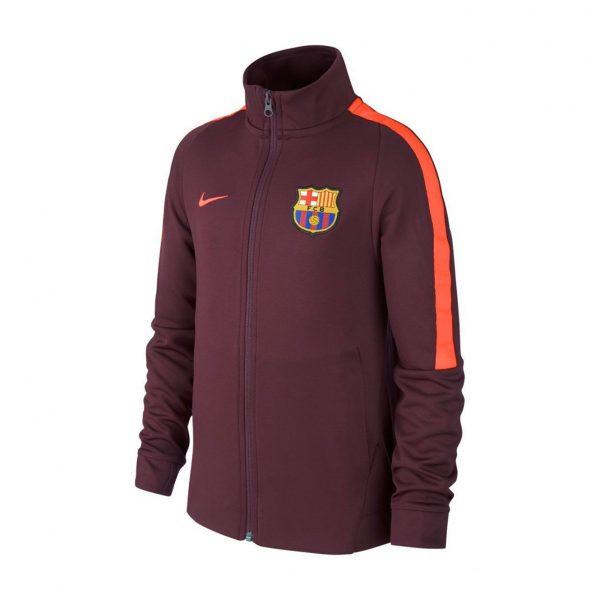 Bluza Nike Junior FC Barcelona Authentic 883548-685 Rozmiar XS (122-128cm)