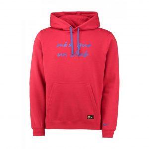 Bluza Nike Junior FC Barcelona Hoodie 810340-687 Rozmiar XS (122-128cm)