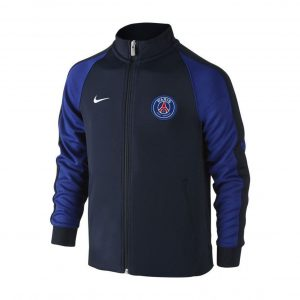 Bluza Nike Junior PSG Authentic N98 810351-475 Rozmiar S (128-137cm)